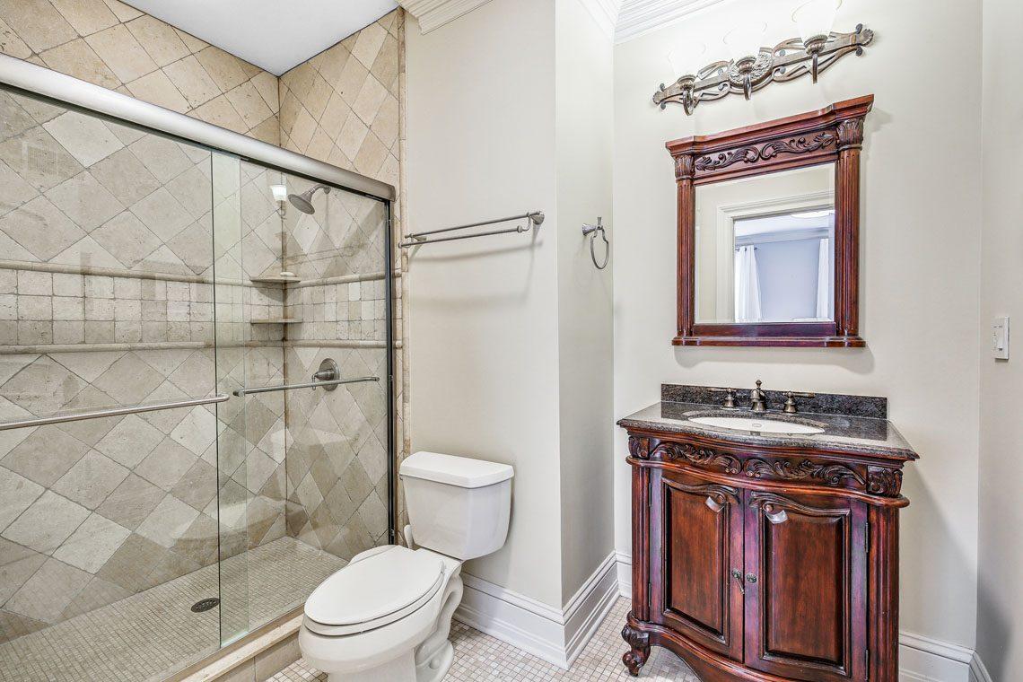 12 – 63 Addison Drive – In-law Suite Bath