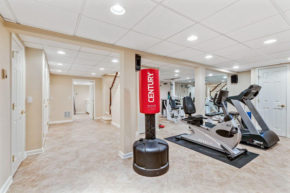 19 – 11 Hardwell Road – Recreation Room