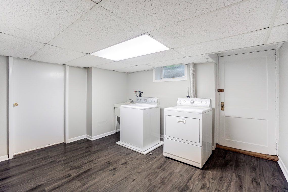 19 – 29 Haddonfield Road – Laundry Room
