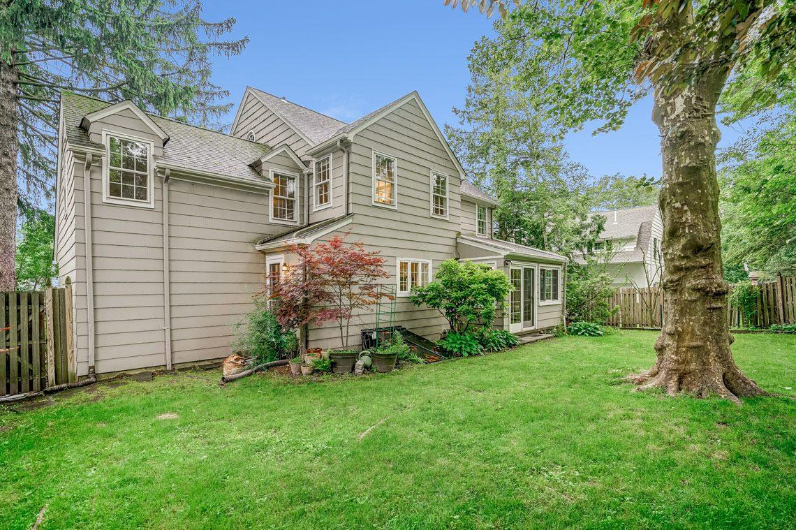 21 – 29 Haddonfield Road – Level Backyard