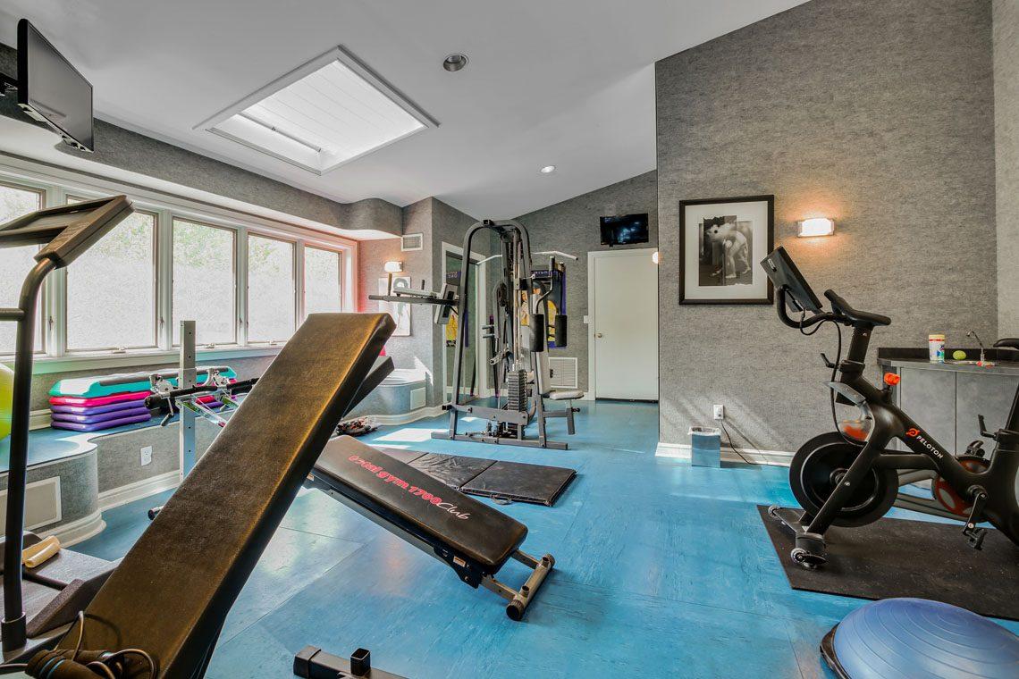 23 – 24 Mountain Ridge Drive – Exercise Room