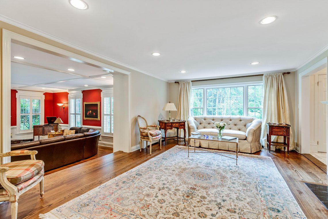 9 – 11 Hardwell Road – Living Room
