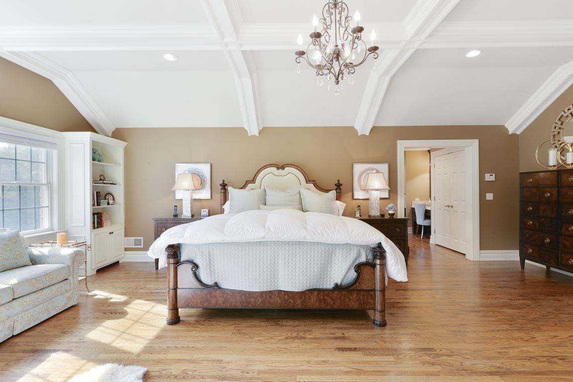 17 – 50 Hilltop Road – Master Bedroom