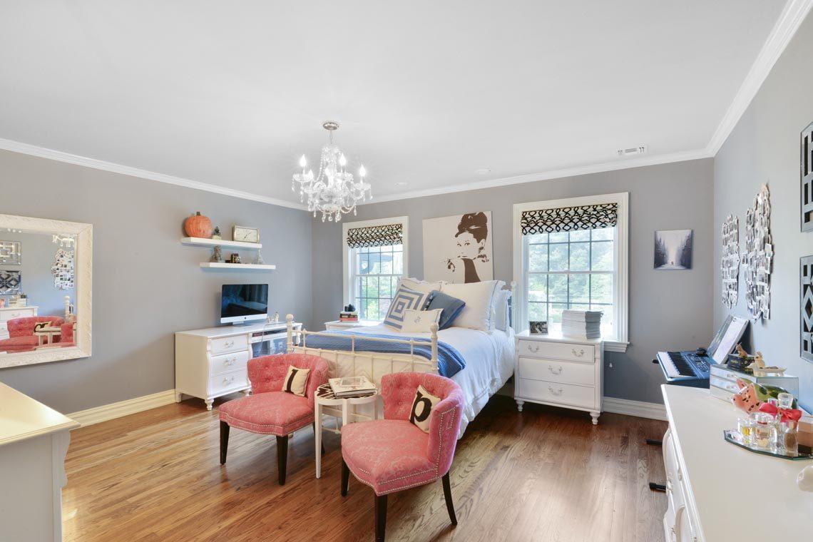 21 – 50 Hilltop Road – Bedroom