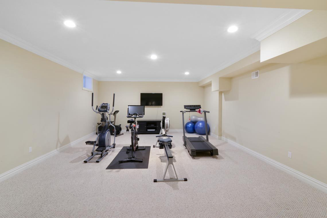 23 – 50 Hilltop Road – Exercise Room