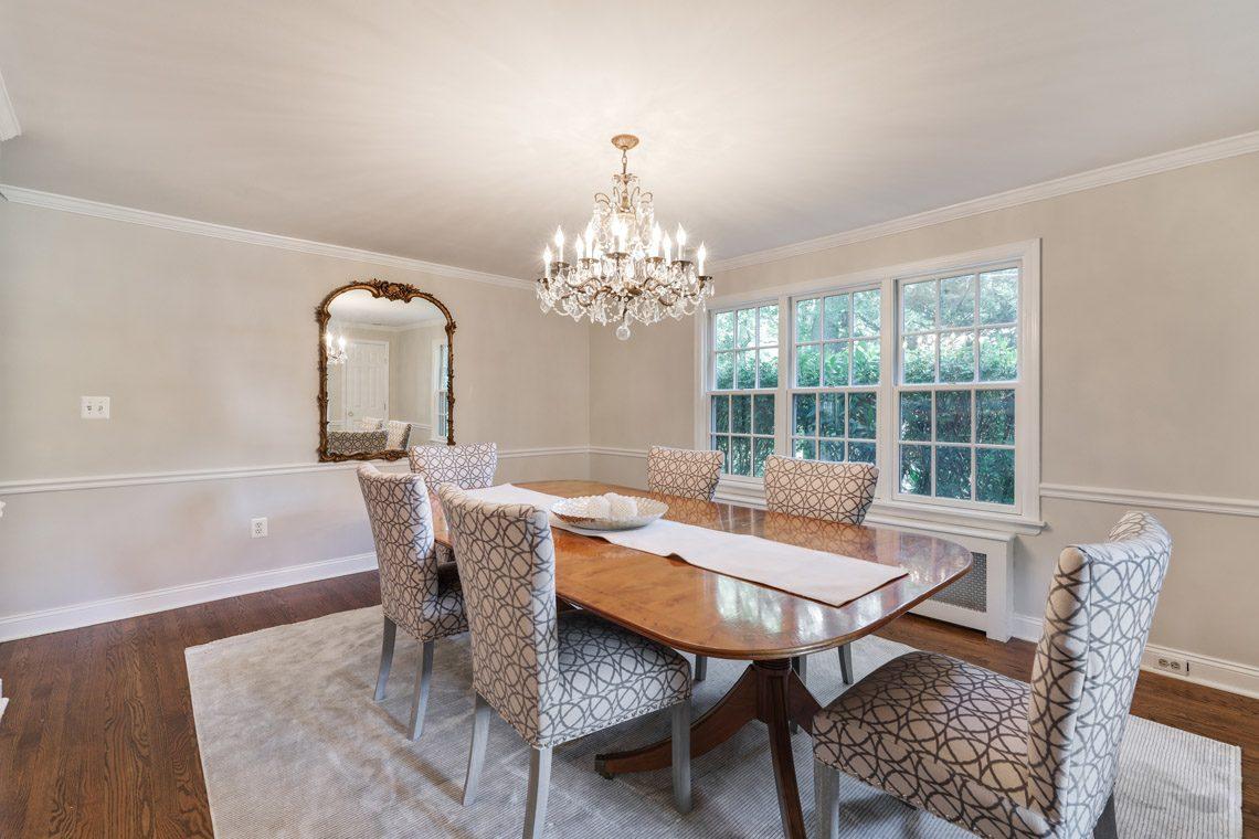 11 – 15 Park Circle – Dining Room