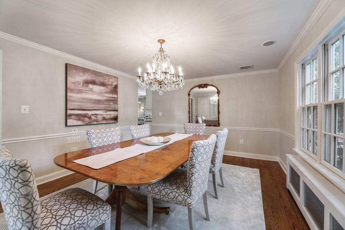 12 – 15 Park Circle – Dining Room