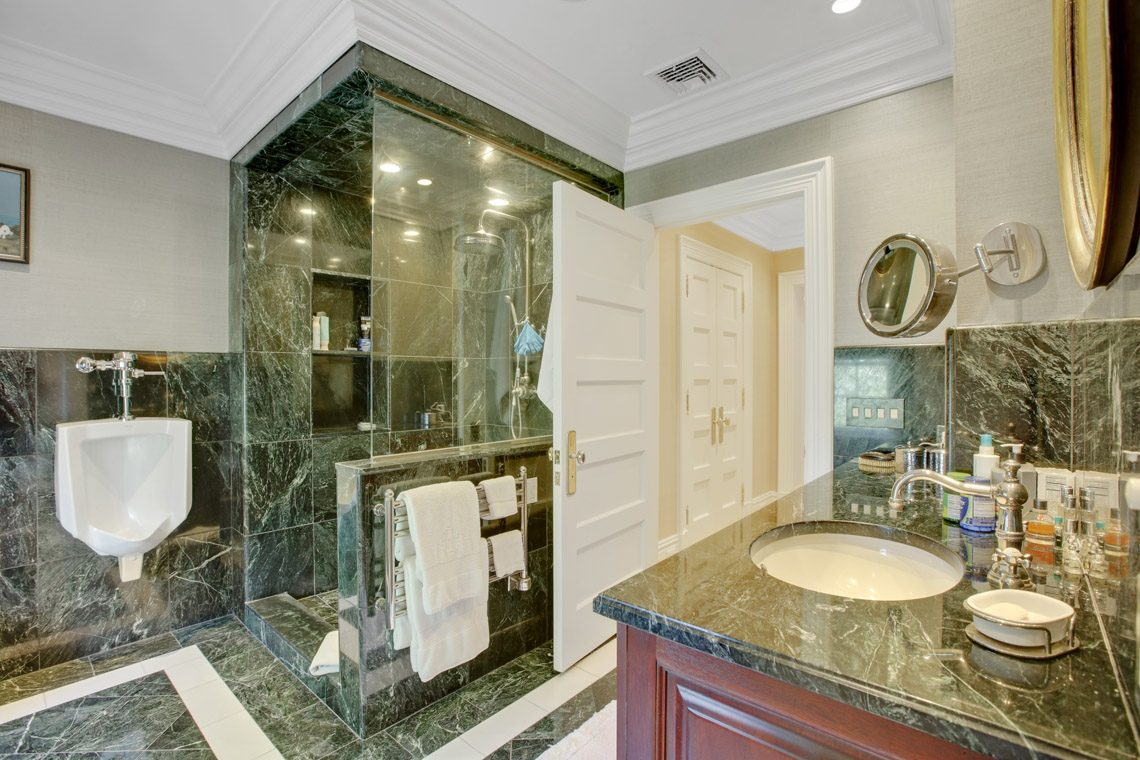 19 – 2 Jefferson Avenue – One of 2 Master Baths