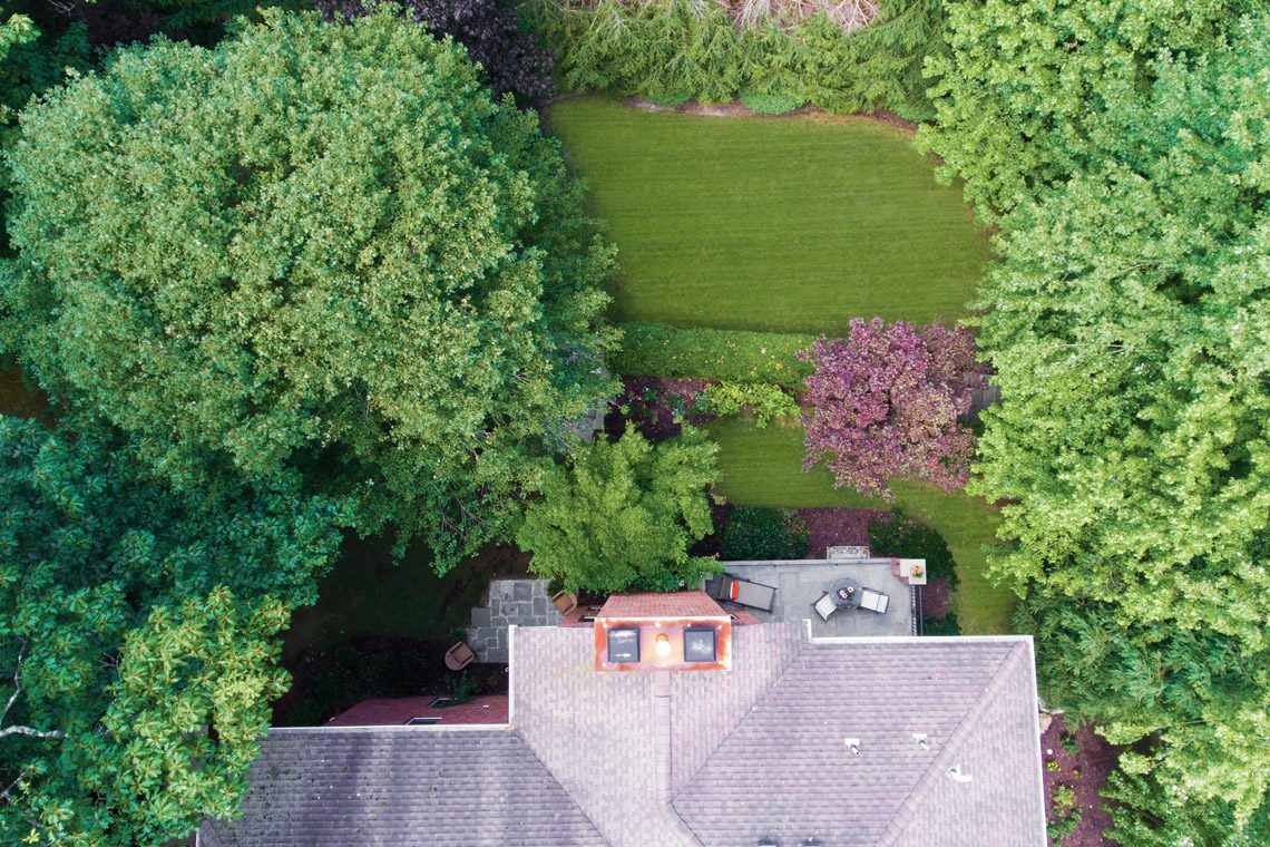 24 – 130 Fairfield Drive – Aerial