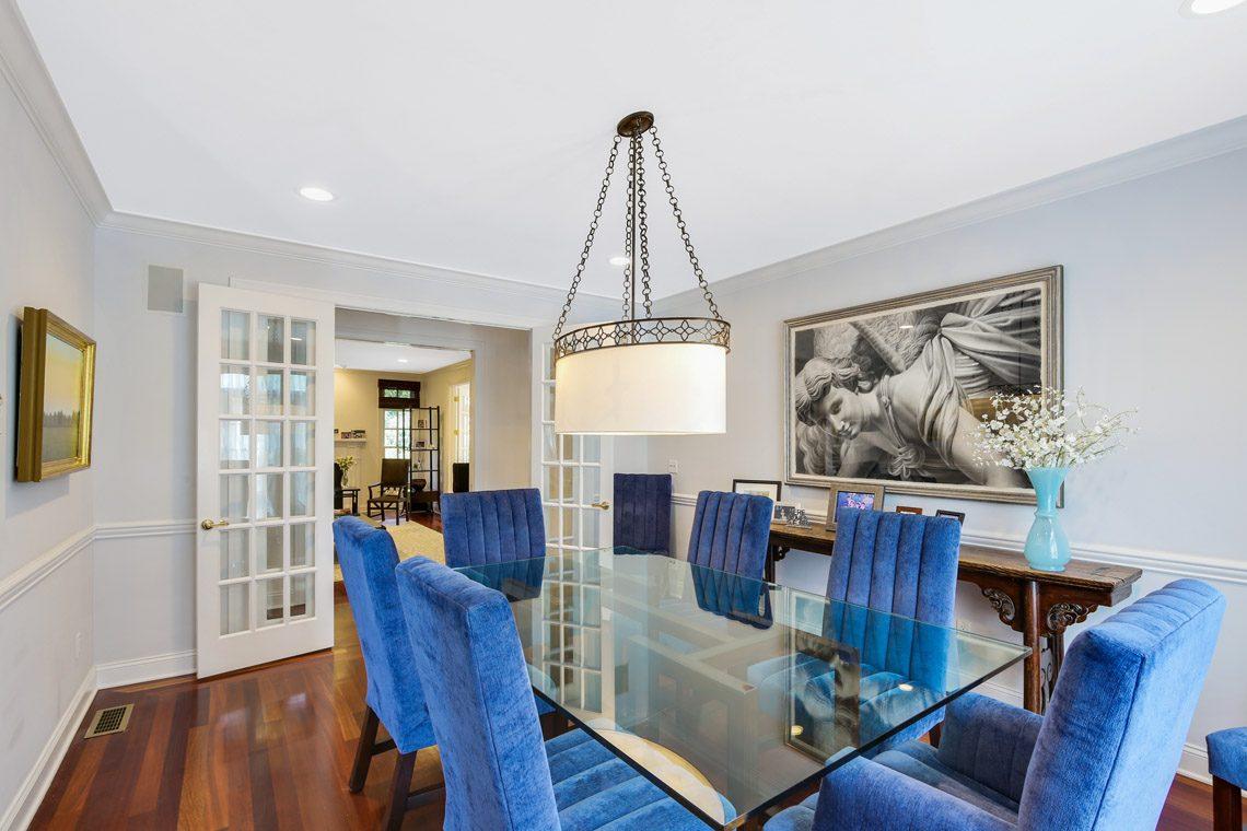 7 – 130 Fairfield Drive – Dining Room