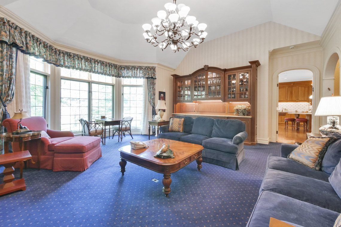 11 – 131 Rensselaer Road – Family Room