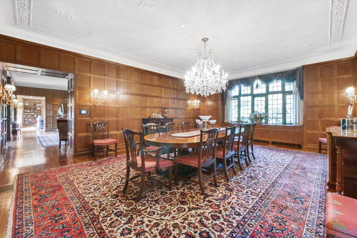 6 – 131 Rensselaer Road – Dining Room