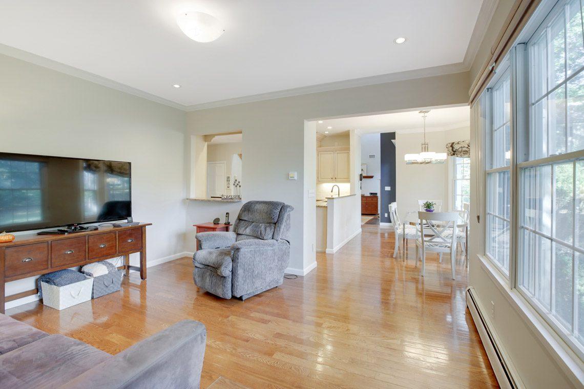 10 – 423 Hartshorn Drive – Family Room