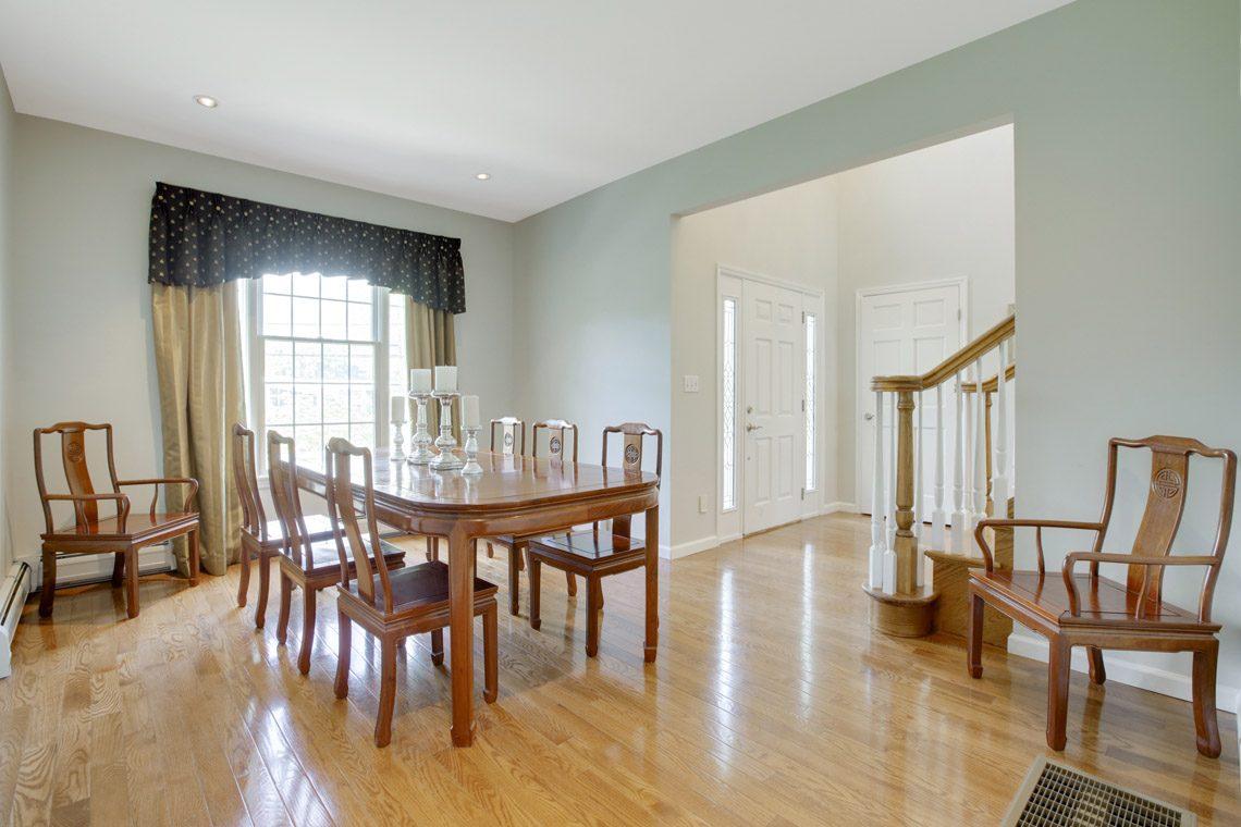 12 – 423 Hartshorn Drive – Dining Room