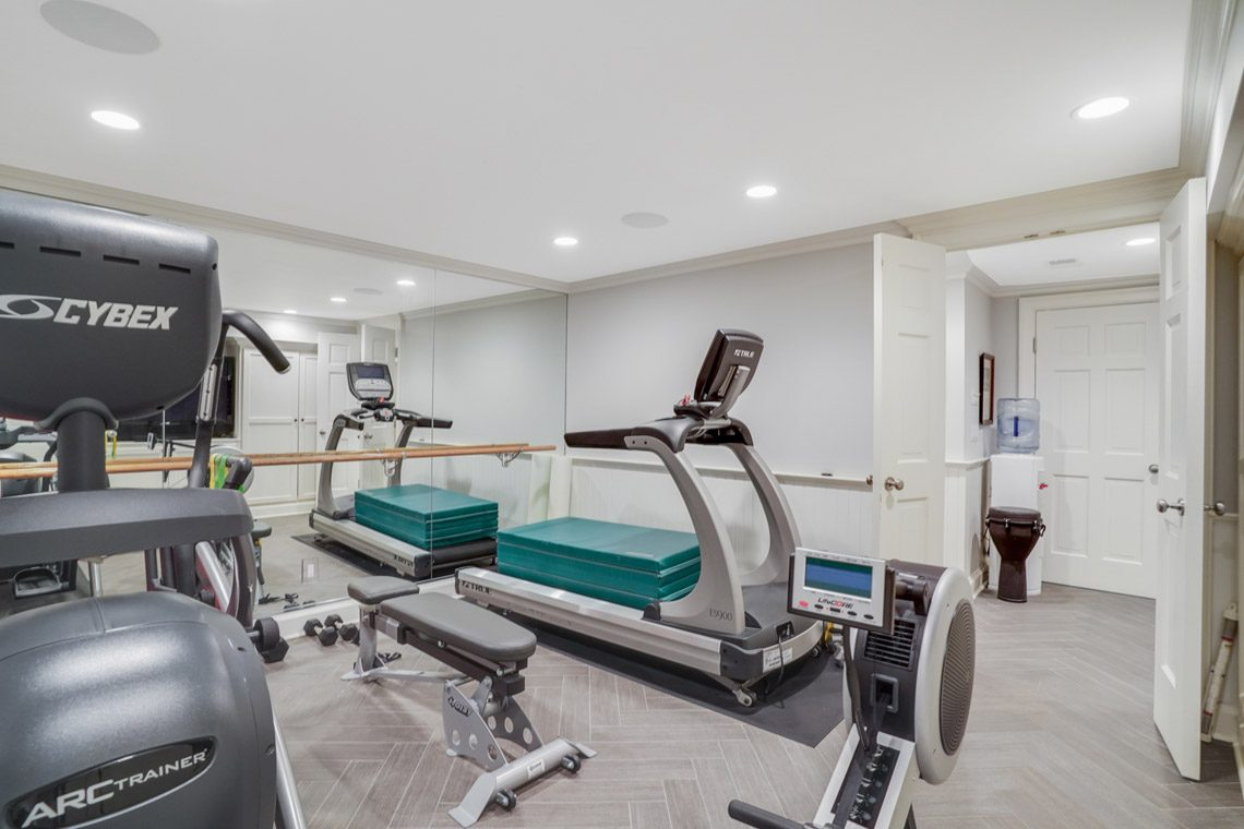 20 – 164 Highland Avenue – Exercise Room