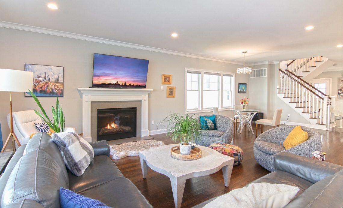 1 – 57 Locust Avenue – living room 3